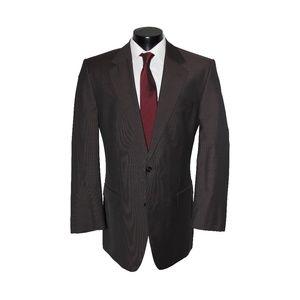 Hugo Boss  brown Super 130's 2 piece suit 41L US